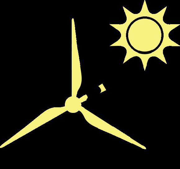 """""""Jednoduchý orientační nástroj pro odhad výkonu větrných a solárních elektráren vEvropě."""" Zdroj: Renewables.ninja"""
