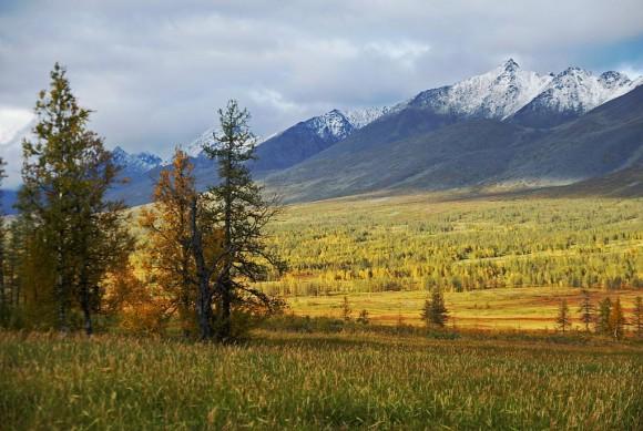 """""""Dlouhá zima a podmračné podmínky neumožňují rozvoj solární energetiky kolem Uralu. U hranic sKazachstánem je situace odlišná."""" Zdroj: wikimedia.org"""