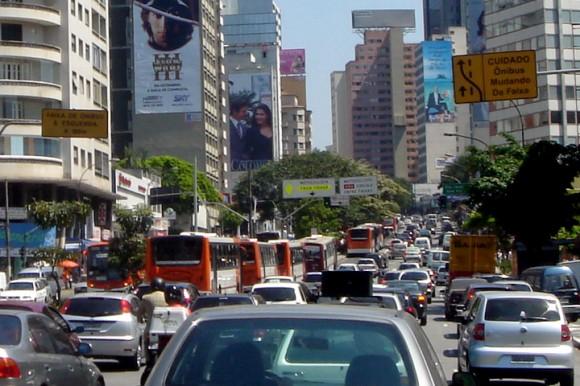 """Stát Sao Paulo chce do roku 2020 dosáhnout instalovaného výkonu 2070 MW. Zdroj: en.wikipedia.org, Mario Roberto Duran Ortiz Mariordo, licence Creative Commons Attribution 3.0 Unported"""