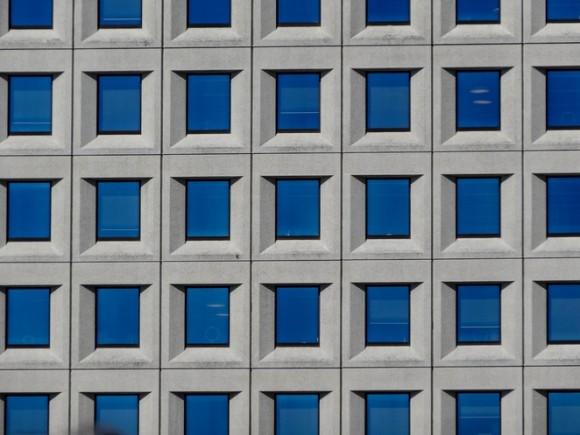 Univerzální barva, poskytující přiměřenou míru zastínění, dokáže zlepšit celkovou energetickou bilanci budovy. Zdroj: TreeHugger.com
