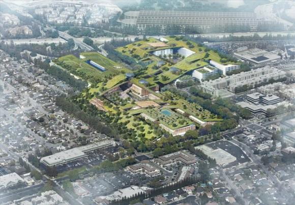 """""""Projekt na tři miliardy dolarů má zcela změnit způsob, jakým lidé pohlížejí na zeleň vokolí svých obydlí."""" Zdroj: Mathew Wilson"""
