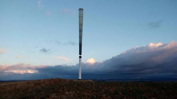 """""""Jde to i bez bez listů rotoru. Na jednotku plochy se jich také vejde mnohem větší množství.""""  Zdroj: Vortex.com"""