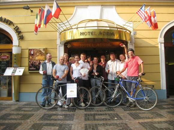 Pražský hotel Adria vítězem kategorie Vzduch díky četným provozním úsporám, foto: E.ON