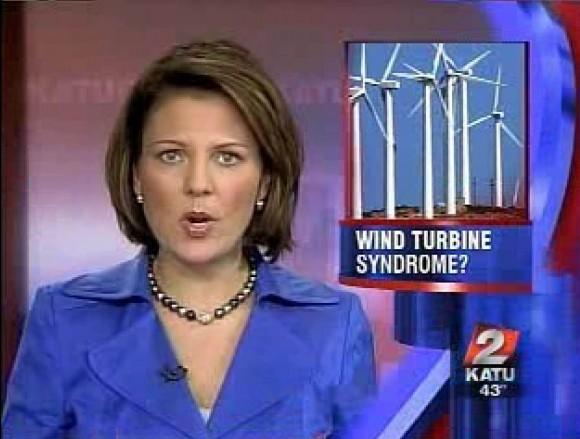 Syndrom větrných elektráren