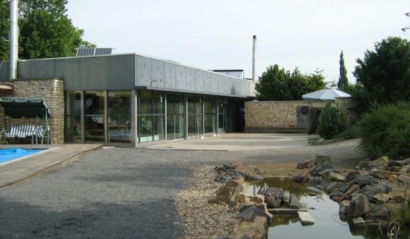 Ostrovní dům architekta Pavla Fojta, se kterým jsme tu nedávno měli i rozhovor, foto: E.ON