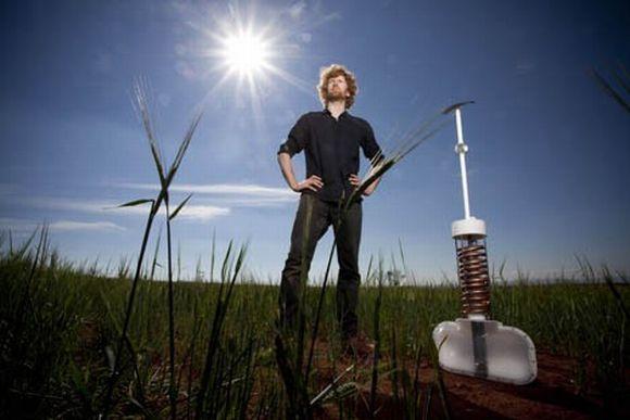 Zemědělský kondenzátor vody