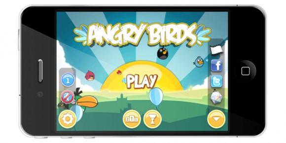 Populární hra Angry Birds pro chytré telefony typu iPhone - bylo by zajímavé vysledovat kolik asi energie padlo na celém světě jen na ni.