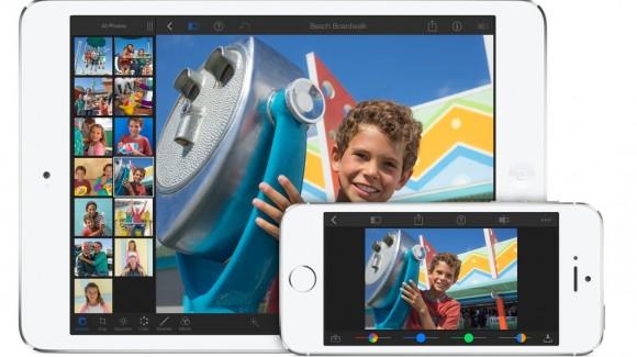 Spotřební elektronika budoucnosti bude využívat sluneční energii ve velkém. foto: Apple