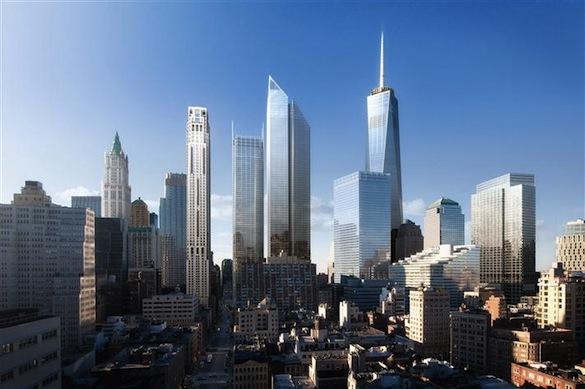 New york nejvyšší budova