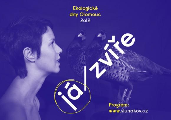 Pozvánka na Ekologické dny Olomouc 2012
