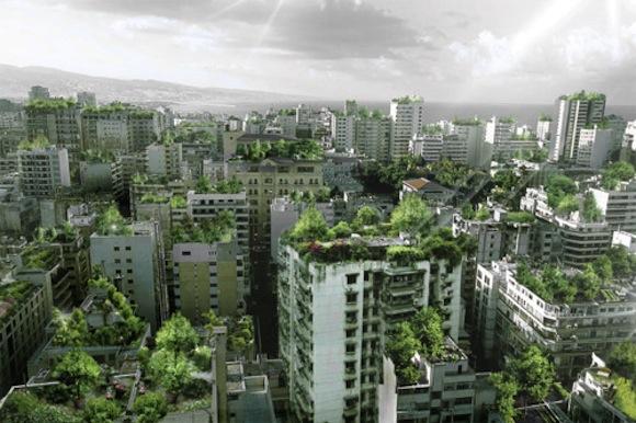 Zelenající se Bejrút je snem některých jeho obyvatel, foto: StudioInvisible