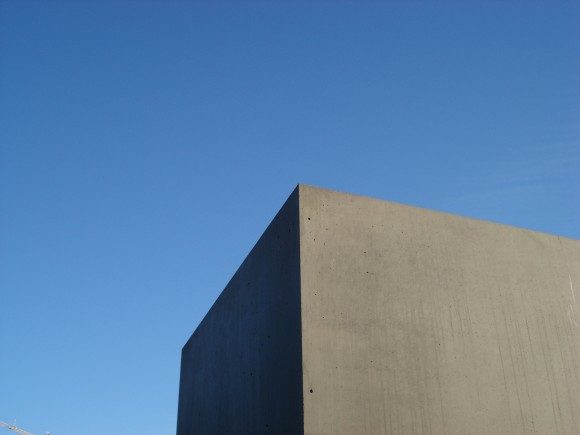 Beton je v západním světě jedním z nejvyužívanějších stavebních materiálů, foto: Dirja69