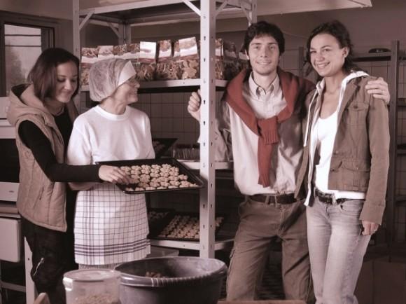 Biopekárna Zemanka patří k nejznámějším u nás, na fotce rodinný tým, foto: Biopekárna Zemanka