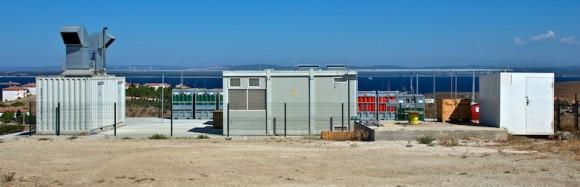 Bozcaada - výroba vodíku z obnovitelných zdrojů