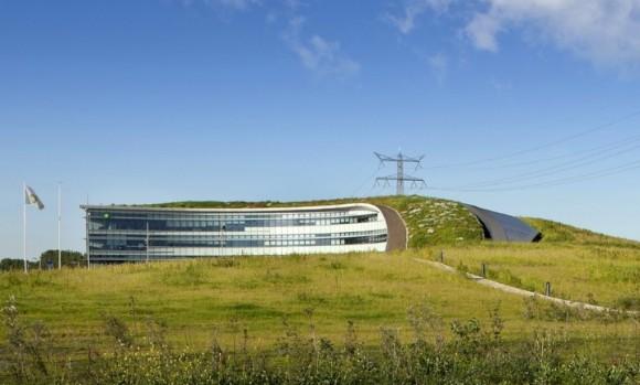 Nová kancelářská budova nizozemské pobočky BP, foto: © Roos Aldershoff and ScagliolaBrakkee