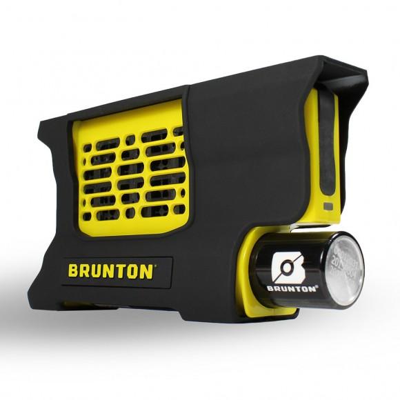 Vodíkový palivový článek Brunton - přenosná dobíječka pro vaše mobilní zařízení.