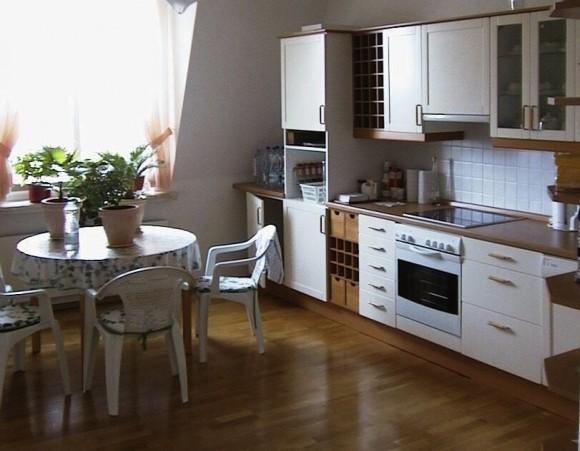 Odjíždíte-li na delší dovolenou, je důležité na to svou domácnost připravit. foto: Inspireli.cz, kuchyně Ing.Mgr.akad.arch. Ivo Kraml, arsfabrica.com