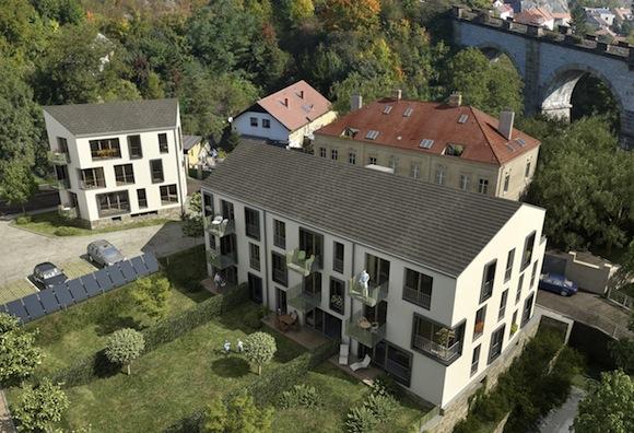 Byty Semmering Prokopské údolí Praha - foto: JRD