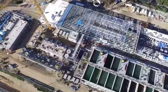 Odsolovací zařízení vCarlsbad bude největší svého druhu na západní polokouli.