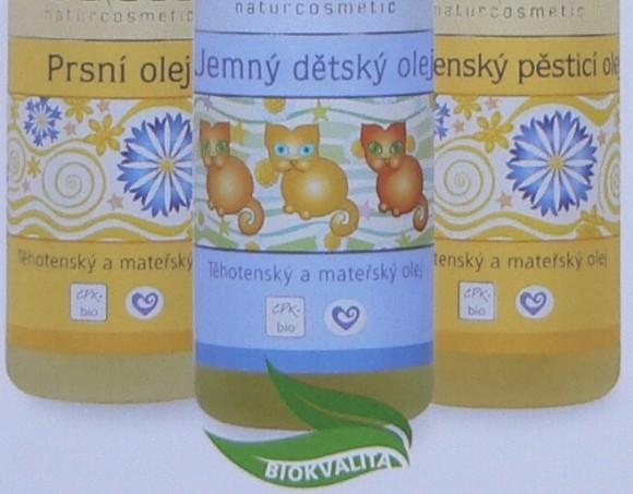 Podle značek CPK a CPK bio lze snadno poznat certifikovanou přírodní kosmetiku. foto: Martina Šírková/Ekologické bydlení