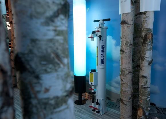 I přes malou velikost má zařízení ohromný výkon – bezmála 500 litrů za hodinu. foto: Siemens