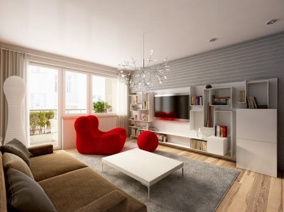 Při návrhu bytových domů společnost Geosan Development počítá se všemi cílovými skupinami. foto: Geosan Development