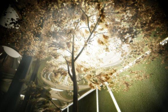 Podzemní zahrada / Delancey Underground