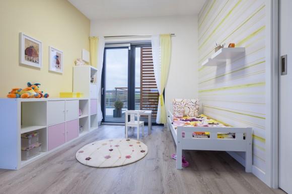 Dětský pokoj. foto: Schneider Electric