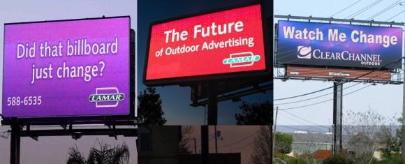 Všudypřítomnost reklamních bilboardů už i Američany obtěžuje. foto: Scenic America