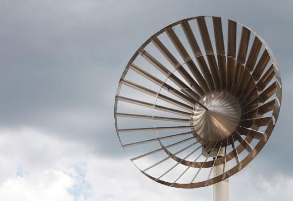 Eco Whisper Turbine - extrémně tichá větrná turbína