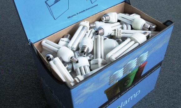 Moderní typy osvětlení, které doslouží, je třeba recyklovat - nikoliv vyhazovat do běžné popelnice! foto: EKOLAMP