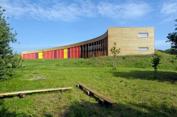 Sluňákov - ekologické centrum města Olomouce, foto: Sluňákov