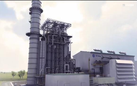 elektrárny GE FlexEfficiency