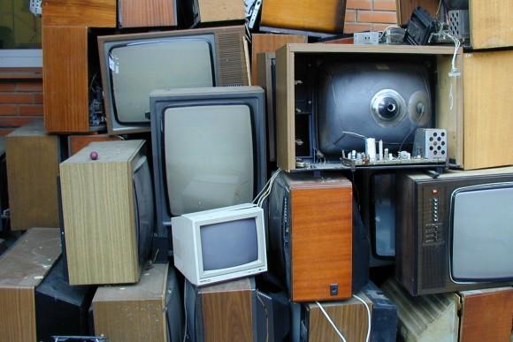 Ani staré televize nepatří na skládku! foto: REMA