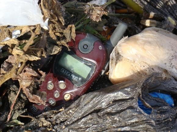 Elektroodpad do běžné popelnice nepatří. O svoz starých elektrospotřebičů se starají specilizované firmy, případně patří do sběrných dvorů. foto: REMA Systém