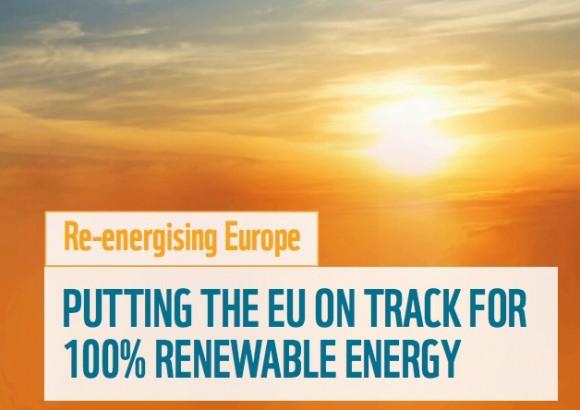 Bude Evropa v roce 2050 zásobena ze 100 % obnovitenými zdroji energie? WWF vidí cestu. foto: WWF