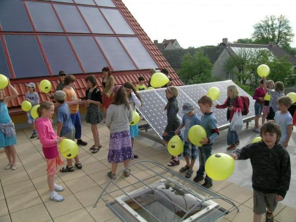Den otevřených dveří ve Školicím středisku obnovitelných zdrojů energie JH SOLAR s.r.o.