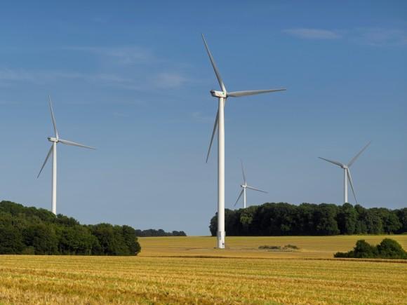Nové větrné turbíny společnosti GE jsou efektivnější, foto: GE