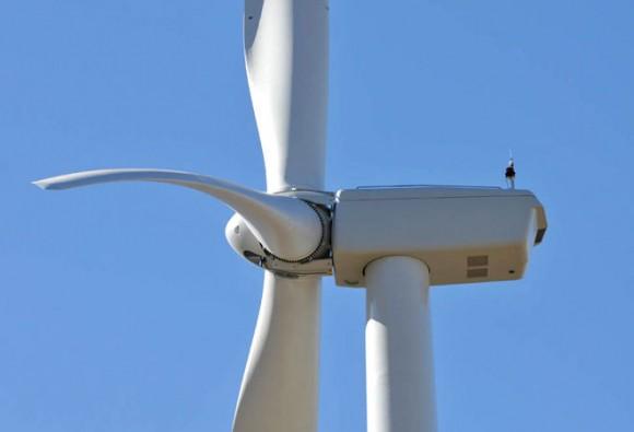 Společnost GE má dnes v nabídce větrné turbíny o výkonu od 1,5 MW do 4,1 MW, foto: GE