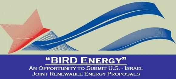 Čtyři projekty týkající se posunu mezí současné energetiky si rozdělili partnerské izraelské a americké vědecké týmy. Zdroj: birdf.com