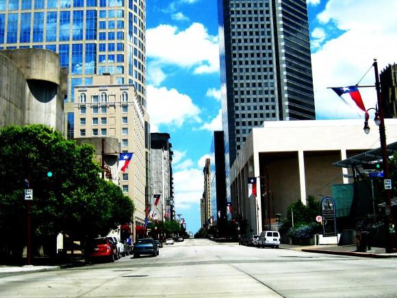 Americké město Houston - Texas se snaží být co nejvíce šetrné k životnímu prostředí, foto: sxc.hu/ringo380