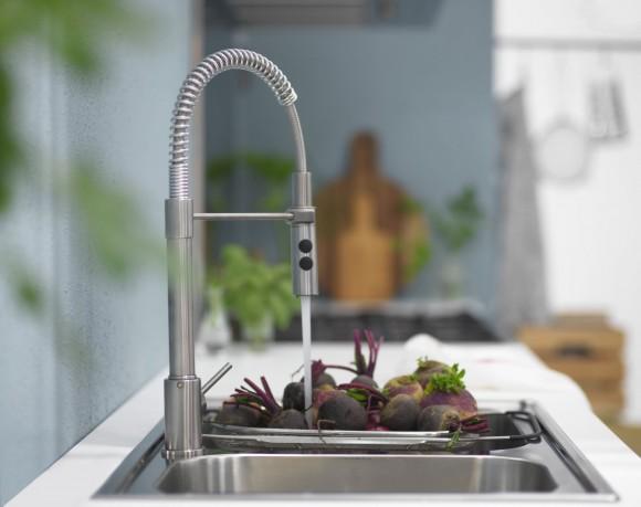 Vodou lze v domácnosti šetřit velmi snadno. foto: IKEA
