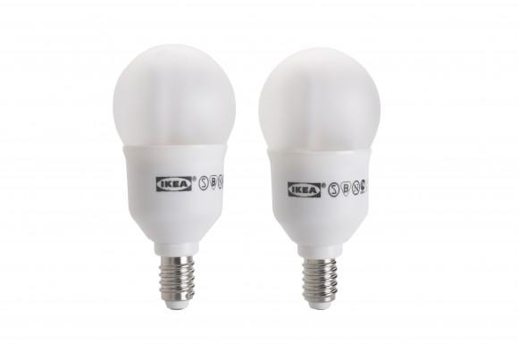 Obchody IKEA po celém světě budou nově nabízet pouze LED osvětlení. foto: IKEA