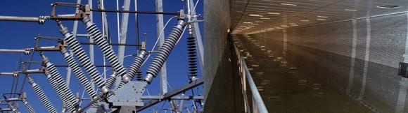 Hurikán Sandy aktuálně na východním pobřeží USA prověřil funkce tzv. inteligentních sítí neboli smart-grids, foto: GE