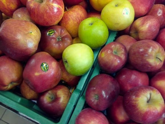 Ve dvou nemocnicích v USA teď už lékaři mohou předepisovat ovoce a zeleninu, namísto vitaminových doplňků stravy v pilulkách. foto: Jan Horčík/Ekologické bydlení