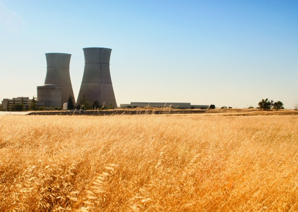 Uzavřená jaderná elektrárna Rancho Seco v Kalifornii, foto: alfredo-9/sxc.hu