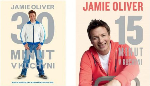 Jamie Oliver kuchařky