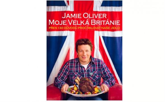 Jamie Oliver: Moje Velká Británie. foto: e-jamie.eu