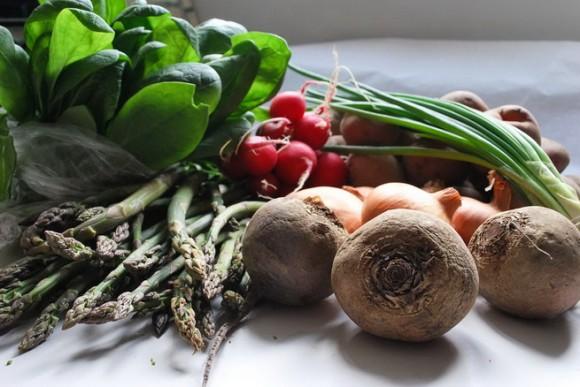 Zeleninová bedýnka - festival Jídlo z blízka nabídne během července v Brně ty nejlepší gurmánské zážitky, foto: Slow Food Brno
