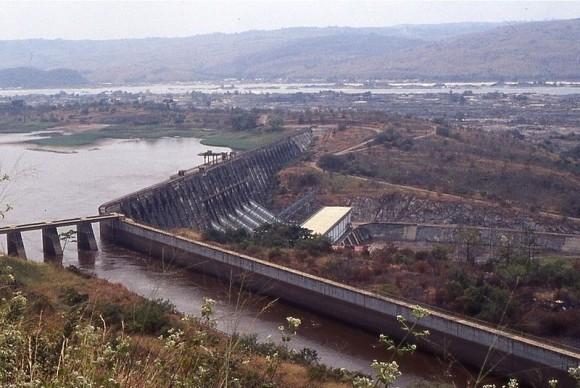 Říční kaskáda Konga má obrovský potenciál pro rozvoj hydroelektráren. foto: Alaindg, licence Creative Commons Attribution-Share Alike 3.0 Unported